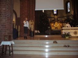 Występ w Kościele Św. Józefa 1