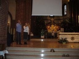 Występ w Kościele Św. Józefa 2